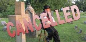 Maple Grove Historical Cemetery Walk CANCELLED due to weather